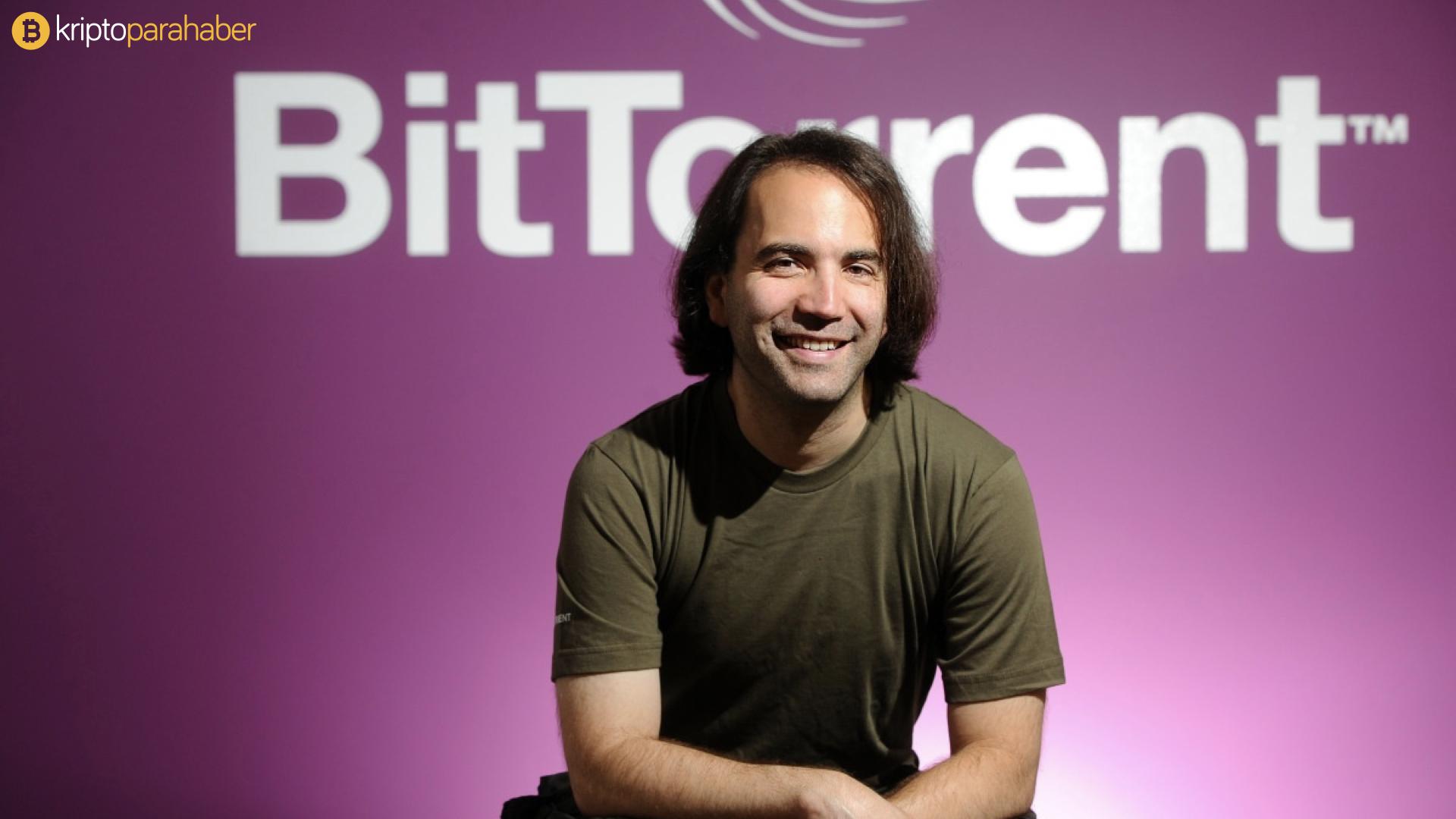 Bram Cohen, BitTorrent'ten ayrıldı.