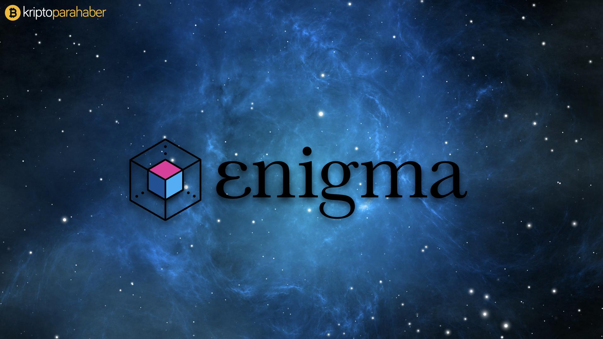 Enigma kripto para endüstrisini bir sonraki adıma taşıyabilir mi?