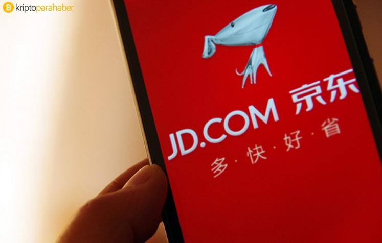 Çinli ticaret devi JD ilk uygulaması ile Blockchain platformu oluşturuyor