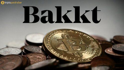 Beklentilerin altında kalan Bakkt toparlanırken Bitcoin'e merhem oluyor