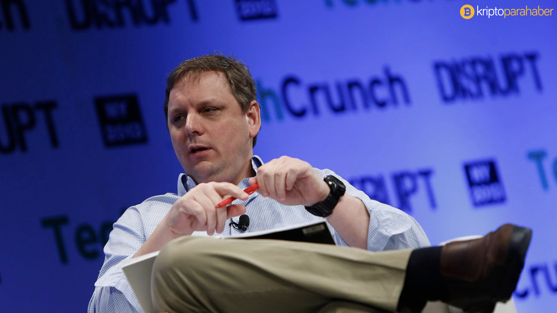 TechCrunch kurucusu Arrington Ripple'ı övdü.