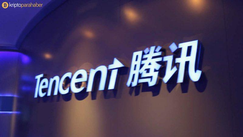 Tencent akılalmaz bir Blockchain yatırımı yapmaya hazırlanıyor!