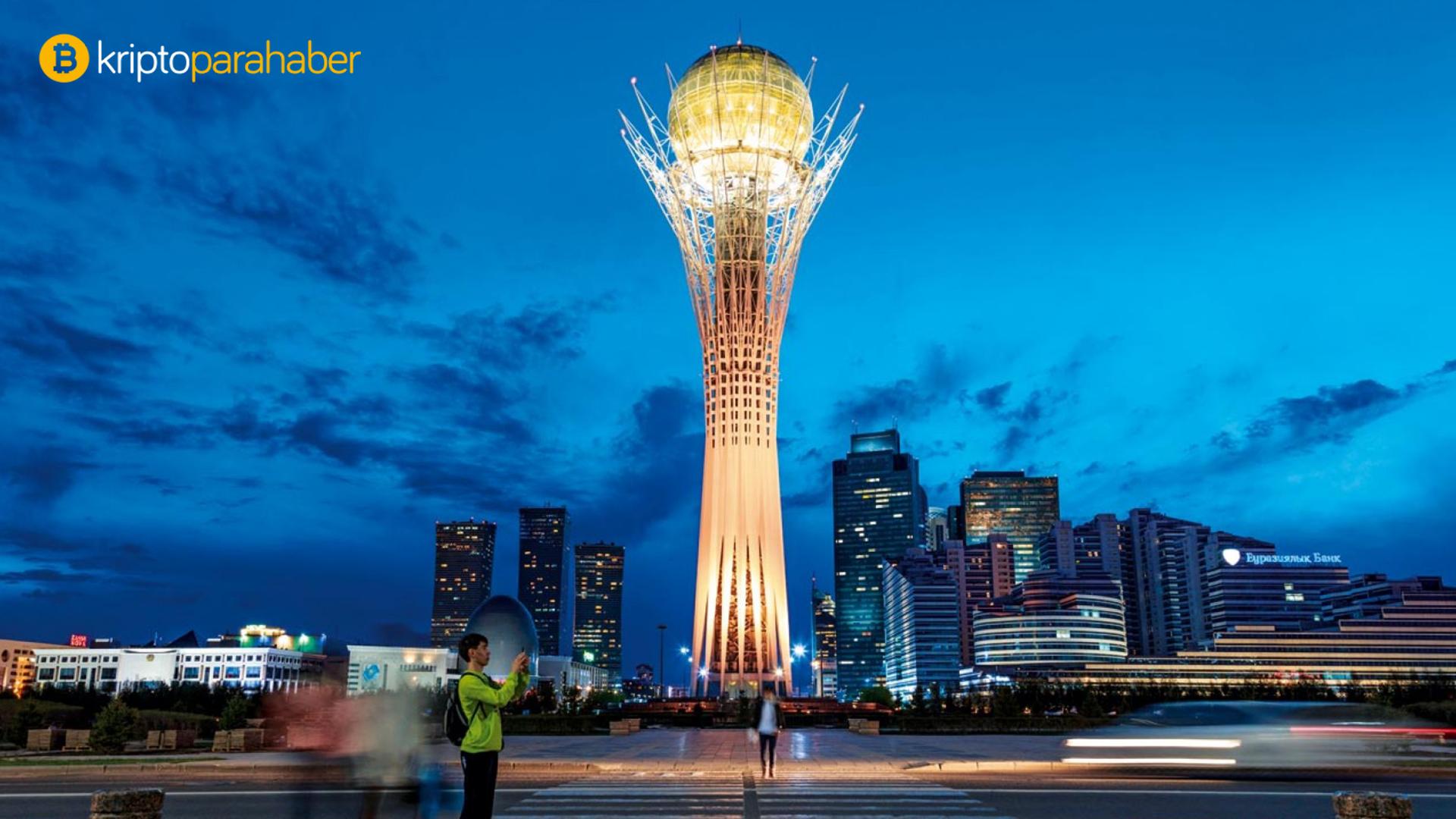 Astana, 17 Ekim'de Blockchain ve Bitcoin konferansına ev sahipliği yapacak.