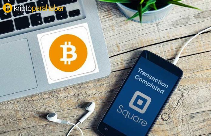 Bitcoin alımlarıyla dikkat çeken Square, yılın ilk çeyreğinde rekor gelir elde etti