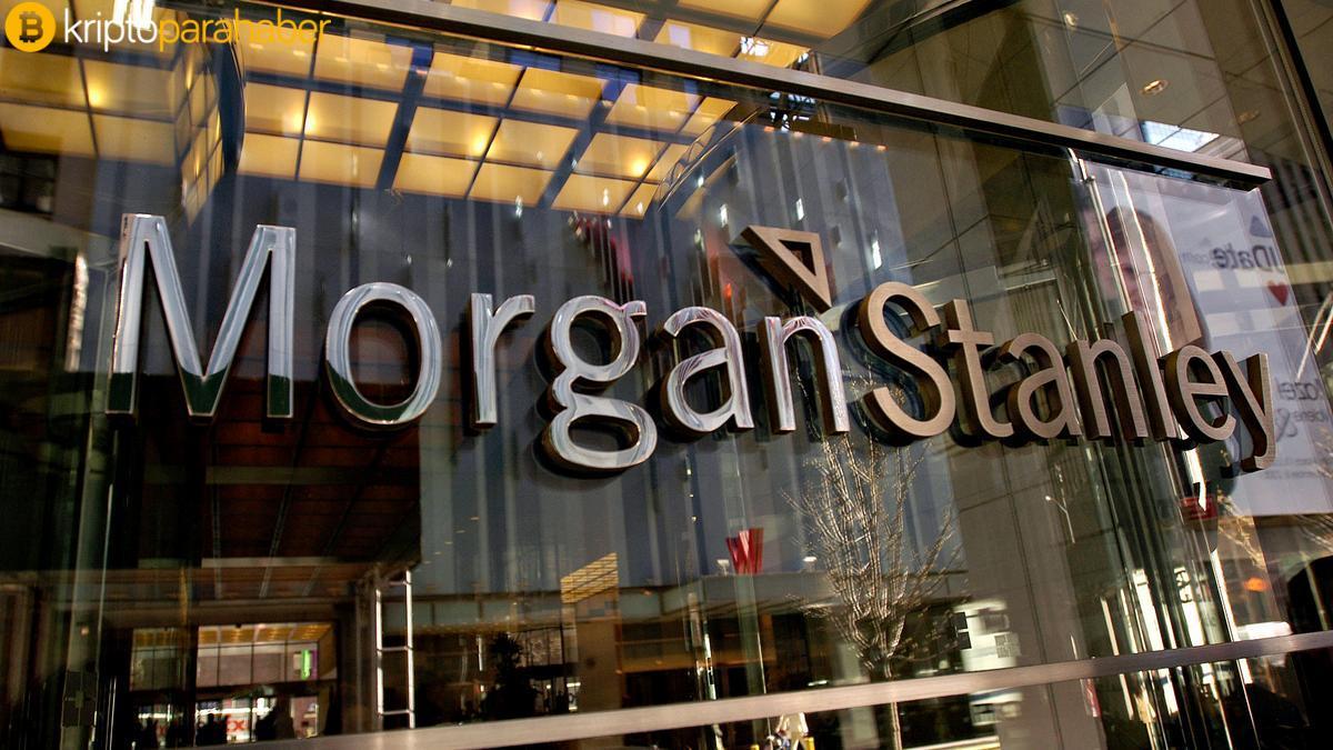 Morgan Stanley, kripto ticaret masası açmayı planlıyor