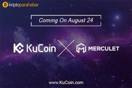 KuCoin Borsası Merculet (MVP) tokenini platformuna ekliyor