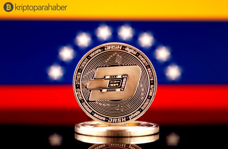 Venezuela'da Dash (DASH) Kullanımı 2 katına çıktı