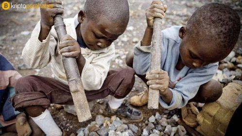 Blockchain teknolojisi çocuk işçiliğinin önüne geçebilir.