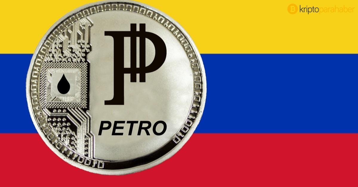 Başlangıçta 16 borsada Petro (PTR) parasının listeleneceği açıklandı
