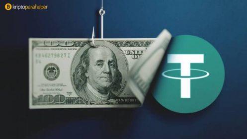 Kasım ayında Tether liderliğindeki stabilcoin hacmi rekora yaklaştı