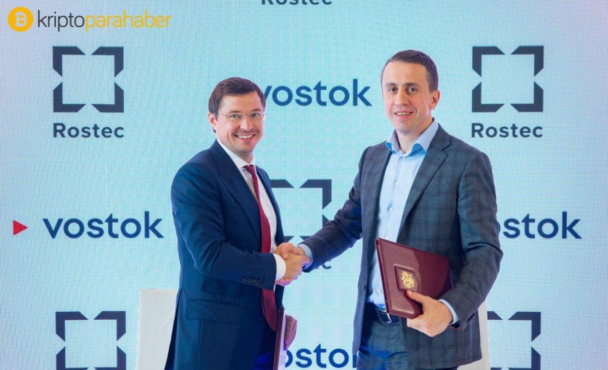 Rostec Waves ile iyi ve verimli veri yönetimine odaklanacak