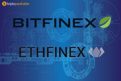 Bitfinex Ethfinex kullanıcıları kayıt yaptırmak, kimliklerini doğrulamak zorunda deği