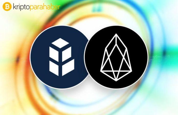 Bancor X ağı EOS ağına geçerek birçok avantaj sağlayacak