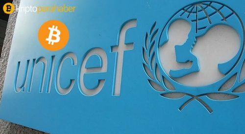 UNICEF Fransa kripto bağışlarını kabul ediyor