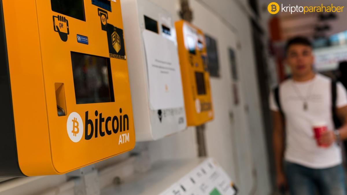 Kolombiya'da kripto ATM'si patlama yaşanıyor