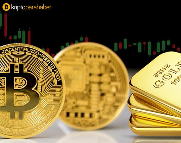 Bitcoin ve Altın eski ve yeni dünyayı temsil ediyor
