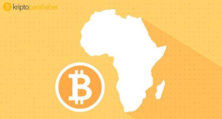 Afrika'nın Bitcoin hacmi rekor üstüne rekor kırıyor!