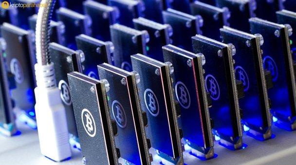 Bitcoin madenci gelirleri sadece 1 ayda yüzde 62 arttı