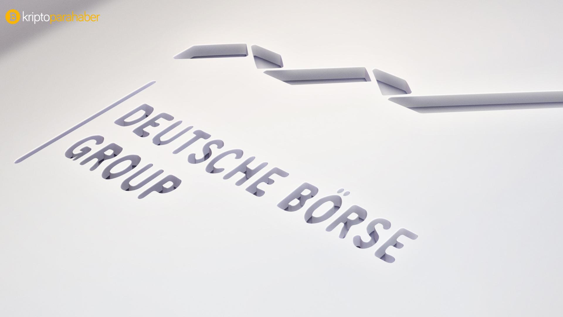 Deutsche Boerse üç yeni ETN listeliyor işte detaylar!