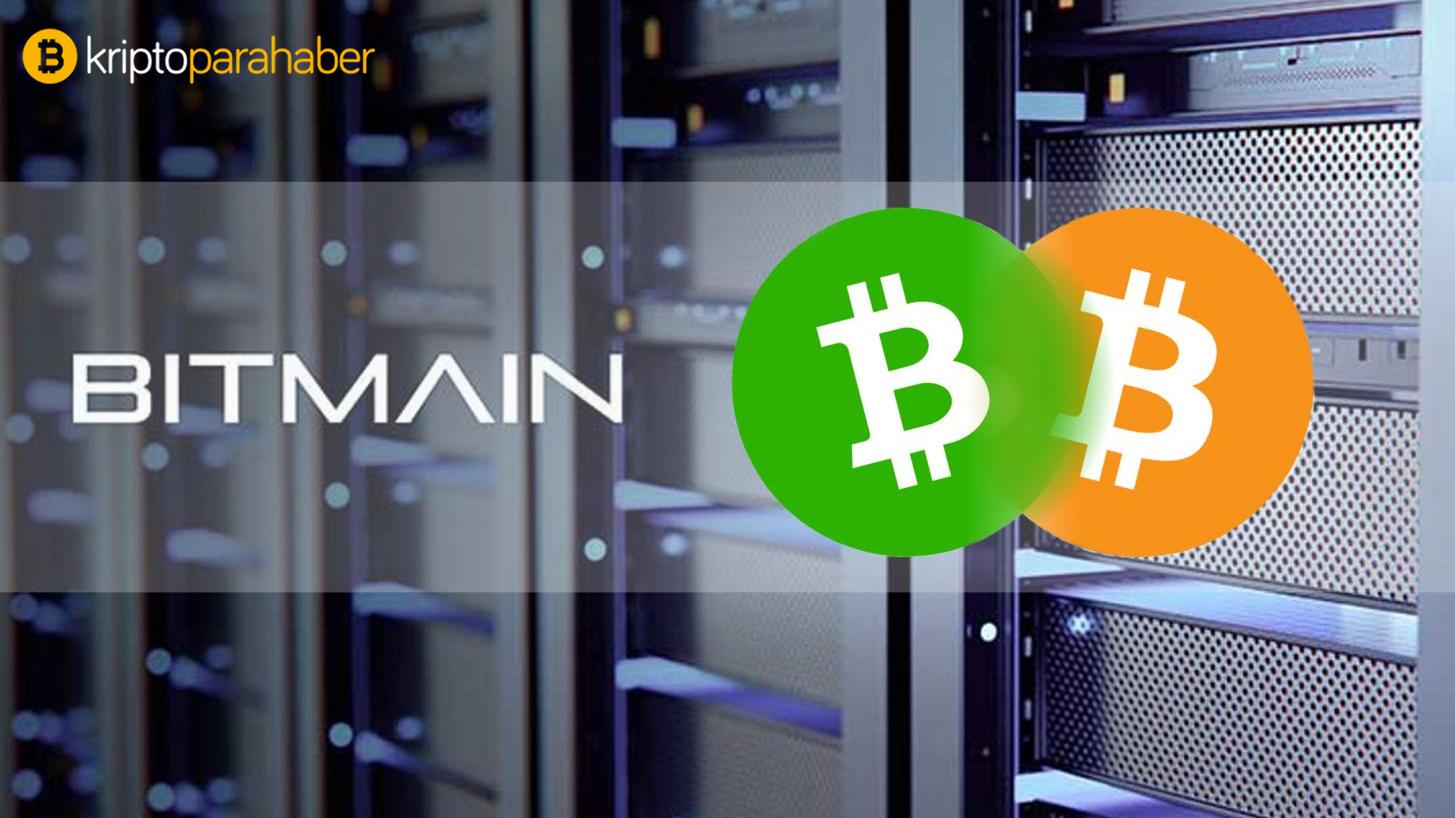 bitcoin cash bitmain
