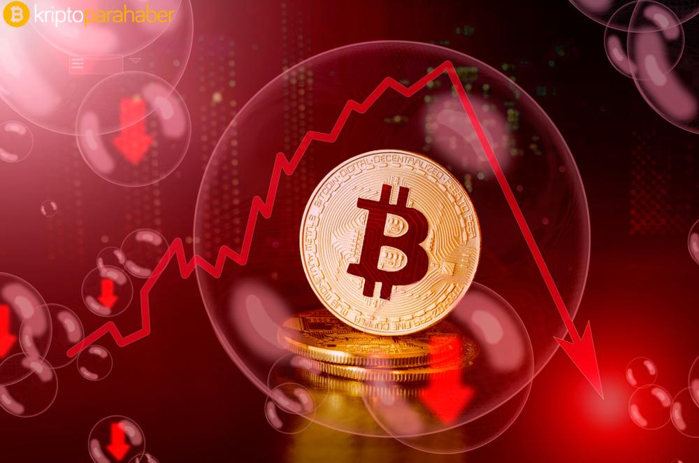 "Forbes analisti: ""Bitcoin'de kan banyosu olabilir!"""