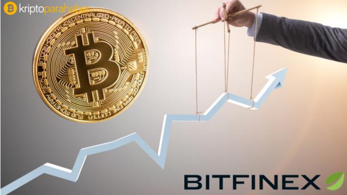 Bitfinex Borsası Bitcoin fiyatını 100 dolar arttırdı