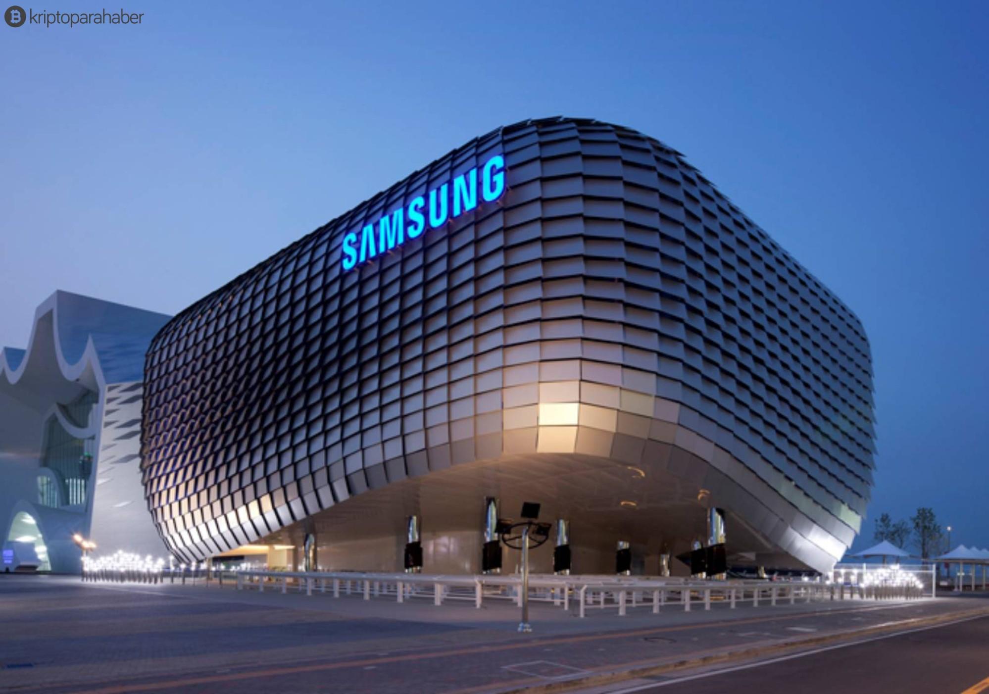 TRON ve Samsung arasında dev iş birliği! TRX fiyatı etkilendi mi?