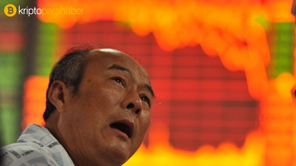 Kripto para piyasasındaki dump'ın sebebi Asya!
