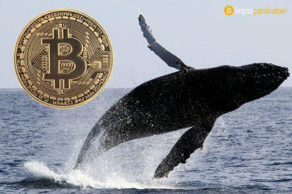 900 milyon doların üzerindeki Bitcoin (BTC) harekete geçti