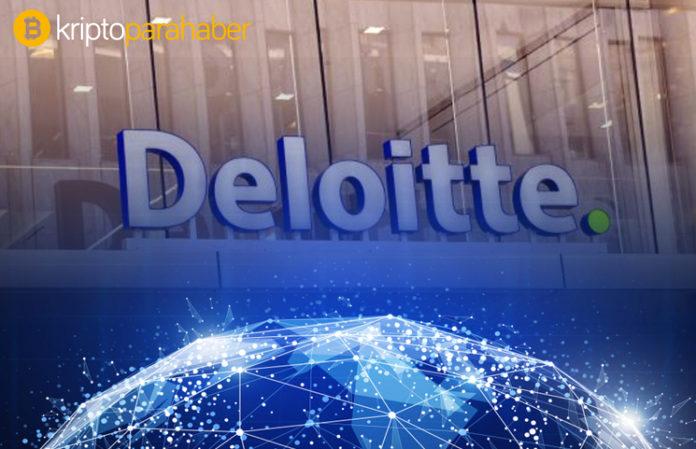 Deloitte, Blockchain büyük ölçekli uygulamalara kendini ispat edemedi