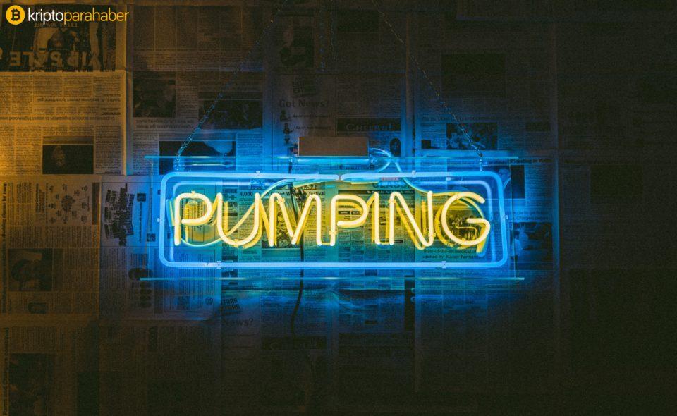 Borsalar pump ve dump şemaları düzenliyor