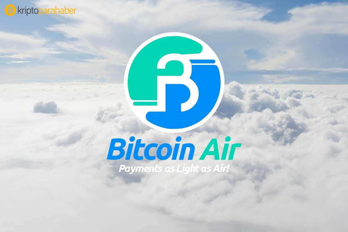 Bitcoin Air kavramı