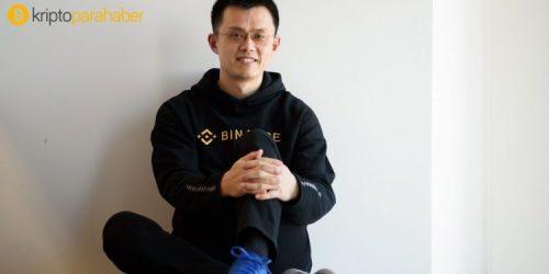 Changpeng Zhao açıkladı! Binance'de Türk lirası ile alım satım dönemi başlıyor
