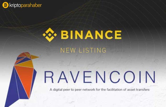 Haftaya başlarken en çok işlem gören kripto para Ravencoin (RVN) oluyor