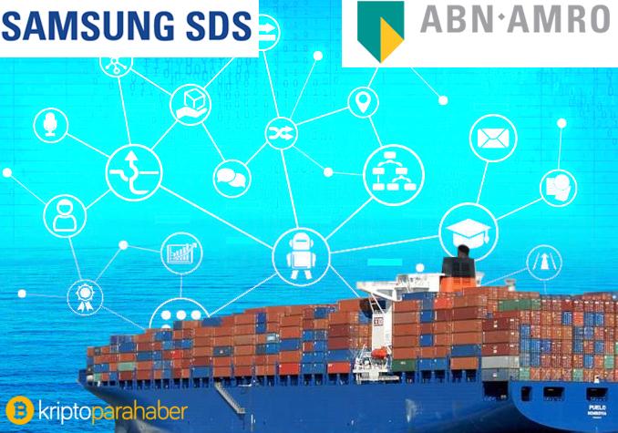 Samsung ve ABN AMRO işbirliği yapıyor