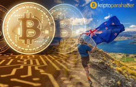 Yeni Zelanda'nın 350 milyon dolarlık emeklilik fonundan Bitcoin yatırımı!