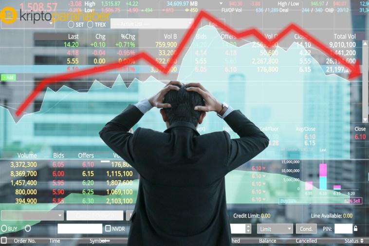 Bitcoin son yılların en büyük fiyat çöküşünü yaşadı