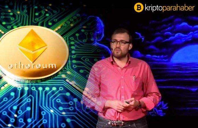 Charles Hoskinson yorumladı: Bitcoin mi Ethereum mu?