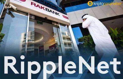 RAKBANK perakende ödeme hizmetleri için RippleNet'i kullanıyor