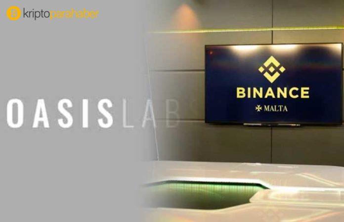 Oasis Labs, Temmuz ayında 45 milyon dolar yatırım aldı