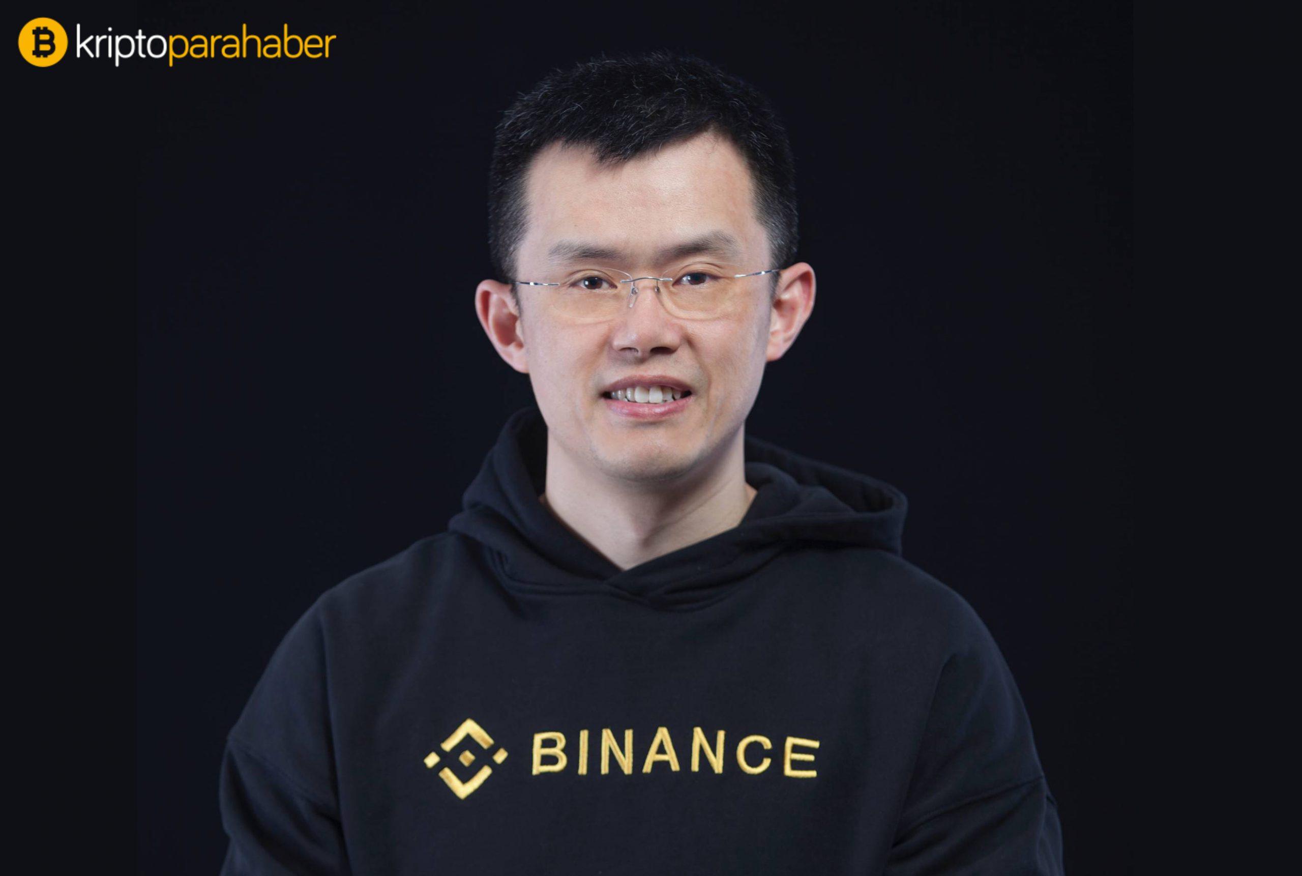 Binance CEO'su ETH 2.0'ı desteklemek için Ethereum mu satın aldı?