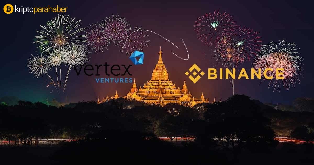 Vertex Ventures şirketi, kripto para piyasasına yatırım yapıyor