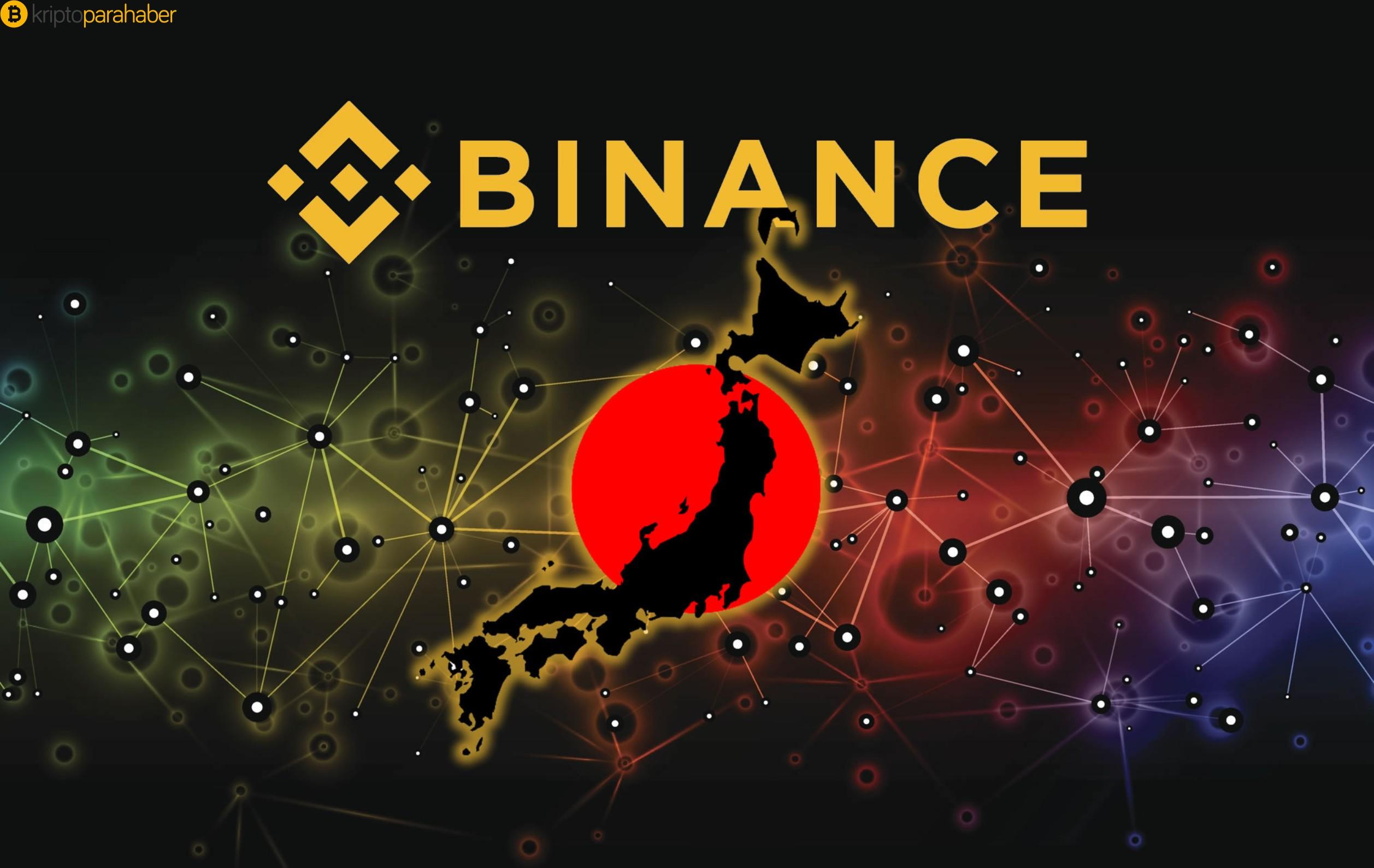 Binance, Japonya'daki sel mağdurları için kripto para kullanıyor