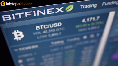 Bitfinex, borsa platformuna çok önemli bir güvenlik özelliği ekledi