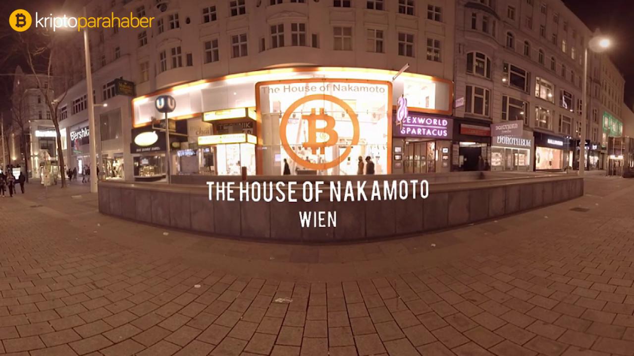 House of Nakamoto, Avusturya'nın başkenti Viyana'da açıldı