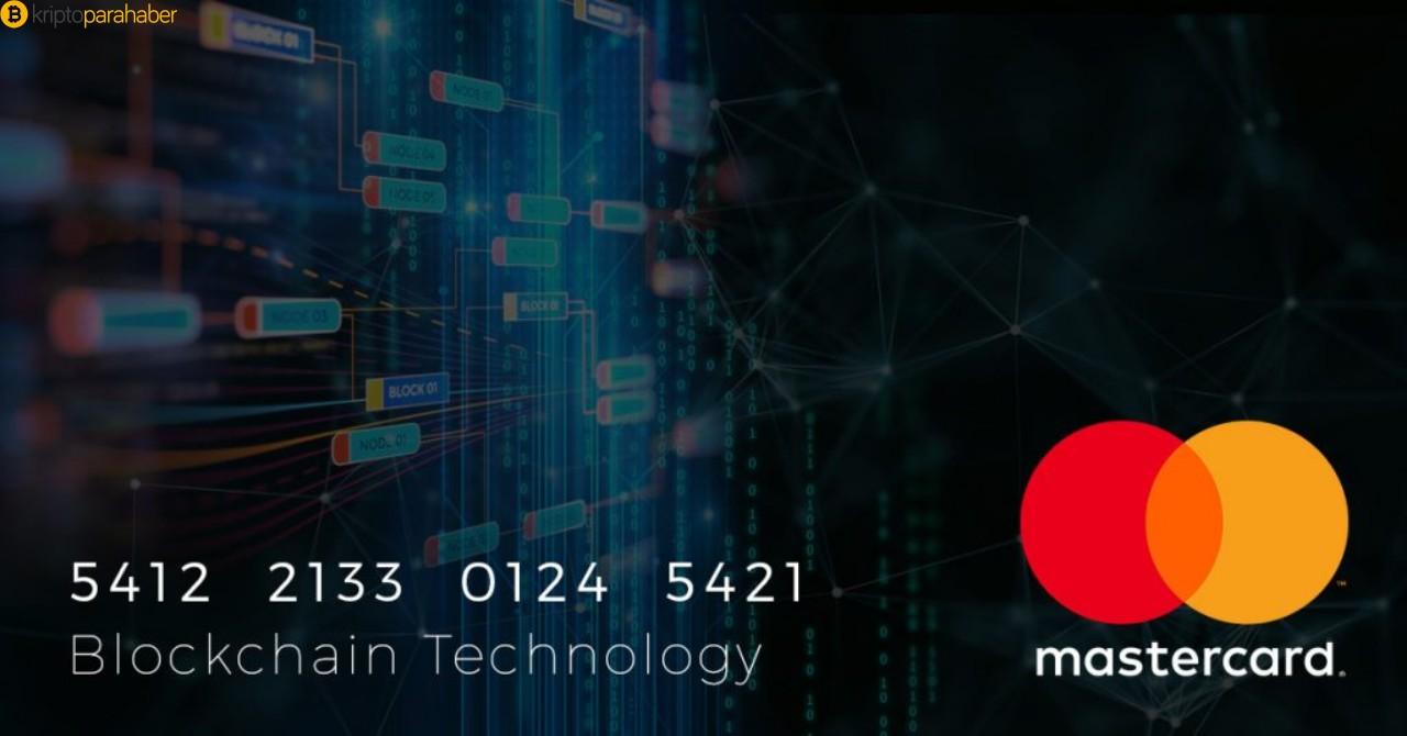 Mastercard, Blockchain ile ilgili yeni bir patent aldı - Kripto Para Haber