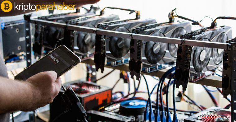 Çinli Bitcoin madencileri küresel çip sıkıntısından müzdaripler