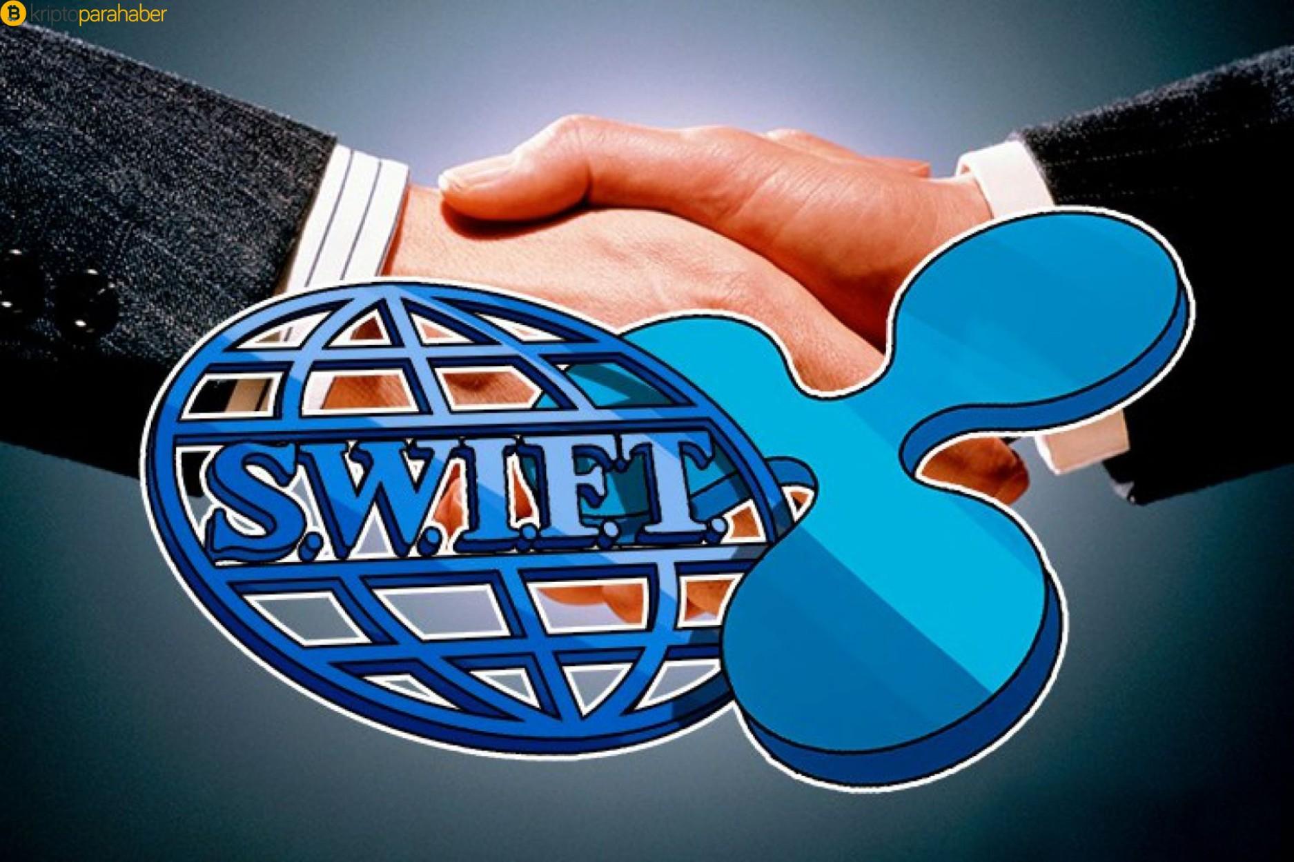 Garlinghouse, Ripple ve Swift ortaklığı söylentilerini değerlendirdi