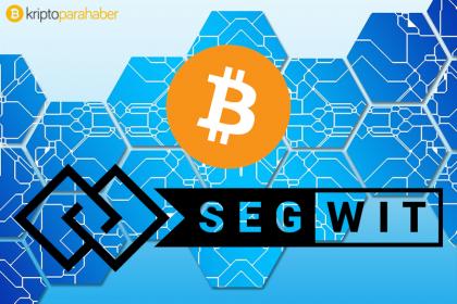 Bitcoin SegWit işlemleri fiyata rağmen büyümeye devam ediyor