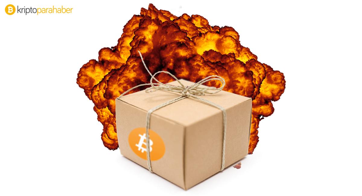 Bir Bitcoin şirketine bombalı saldırı!